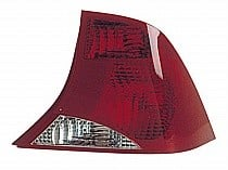 2000 - 2001 Ford Focus Rear Tail Light Assembly Replacement / Lens / Cover - Right (Passenger)