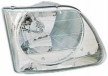 2004-2004 Ford F-Series Light Duty Pickup Headlight Assembly (Heritage / Lightning) - Right (Passenger)