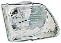 2004 Ford F-Series Light Duty Pickup Headlight Assembly (Heritage + Lightning) - Right (Passenger)