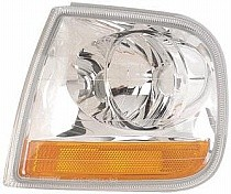 2001 - 2003 Ford F-Series Heritage Pickup Corner Light - Left (Driver)