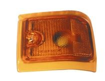 1996 - 2002 GMC Savana Corner Light (New Design + with Composite Headlamps + 2-Piece Design + Lower) - Left (Driver)