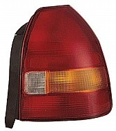 1996 - 1998 Honda Civic Rear Tail Light Assembly Replacement (Hatchback) - Right (Passenger)