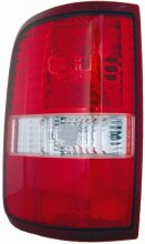 1999-2000 Honda Civic Tail Light Rear Lamp (Hatchback) - Left (Driver)