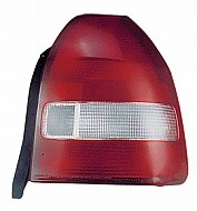 1999 - 2000 Honda Civic Rear Tail Light Assembly Replacement (Hatchback) - Right (Passenger)