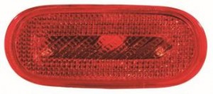 2002-2004 Volkswagen Beetle Rear Marker Light - Left (Driver)