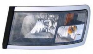 2008-2011 Dodge Dakota Pickup Headlight Assembly - Left (Driver)