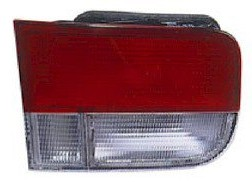 1999-2000 Honda Civic Deck Lid Tail Light (Coupe / Deck Lid Mounted) - Left (Driver)