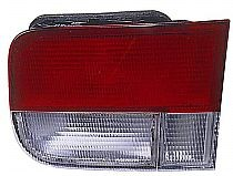 1999 - 2000 Honda Civic Deck Lid Tail Light (Couple + Deck Lid Mounted) - Right (Passenger)