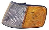 1988 - 1989 Honda Civic CRX Front Marker Light - Left (Driver)