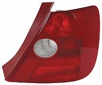 2002 - 2003 Honda Civic Rear Tail Light Assembly Replacement / Lens / Cover - Right (Passenger)
