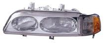 1991 - 1995 Acura Legend Headlight Assembly - Left (Driver)