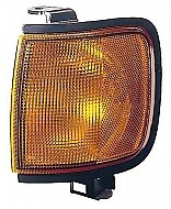 1998 - 1999 Isuzu Rodeo Corner Light Assembly Replacement / Lens Cover - Left (Driver)