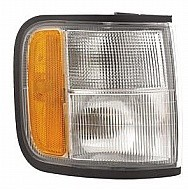 1992 - 1997 Isuzu Trooper + Trooper II Parking + Signal Light Assembly Replacement / Lens Cover - Right (Passenger)