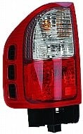 2000 - 2004 Isuzu Rodeo Tail Light Rear Lamp - Left (Driver)
