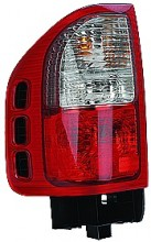 2000-2004 Isuzu Rodeo Tail Light Rear Lamp - Left (Driver)