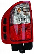 2001 - 2003 Isuzu Rodeo Sport Tail Light Rear Lamp - Left (Driver)