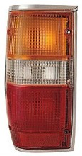 1987-1995 Mitsubishi Pickup Tail Light Rear Brake Lamp - Left (Driver)