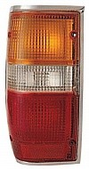 1987 - 1995 Mitsubishi Pickup Rear Tail Light Assembly Replacement / Lens / Cover - Left (Driver)