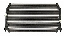 1997-2001 Lexus ES300 A/C (AC) Condenser (3.0L) [with Two Threaded Fittings]