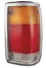 1986-1993 Mazda B2200 Tail Light Rear Lamp (Bright Lens) - Right (Passenger)