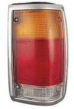 1986-1993 Mazda B2300 Tail Light Rear Lamp (Bright Lens) - Right (Passenger)