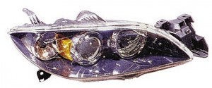 2004-2009 Mazda 3 Mazda3 Headlight Assembly (Sedan) - Right (Passenger)