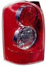 2004-2006 Mazda MPV Tail Light Rear Lamp (without Rocker Moldings) - Left (Driver)