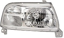 1999 - 2005 Suzuki Vitara Front Headlight Assembly Replacement Housing / Lens / Cover - Right (Passenger)