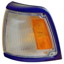 1992 - 1995 Toyota Pickup Corner Light (2WD + Deluxe/SR5 + Prime) - Left (Driver)