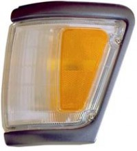 1992 - 1995 Toyota Pickup Corner Light (4WD + Black) - Right (Passenger) Replacement