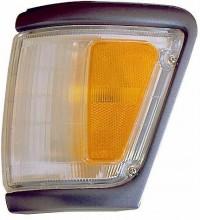 1992-1995 Toyota Pickup Corner Light (4WD / Black) - Right (Passenger)