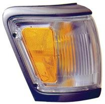 1992 - 1995 Toyota 4Runner Corner Light (Park/Marker Combination + with Primed Rim) - Right (Passenger)