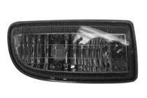 1998 - 2005 Toyota Landcruiser Fog Light Assembly Replacement Housing / Lens / Cover - Right (Passenger)