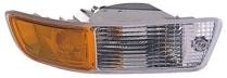 1998 - 2000 Toyota RAV4 Parking + Signal Light Assembly Replacement / Lens Cover - Right (Passenger)