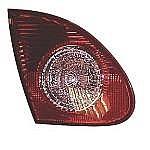 2003 - 2008 Toyota Corolla Deck Lid Backup Light Lamp - Right (Passenger)