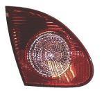 2003-2008 Toyota Corolla Deck Lid Backup Light Lamp - Right (Passenger)
