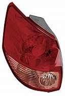 2003 - 2004 Toyota Matrix Rear Tail Light Assembly Replacement (OEM# 81561-02210) - Left (Driver)