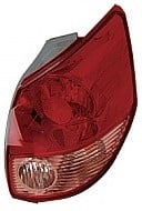 2003 - 2004 Toyota Matrix Rear Tail Light Assembly Replacement (OEM# 81551-02210) - Right (Passenger)