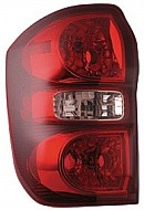 2004 - 2005 Toyota RAV4 Rear Tail Light Assembly Replacement / Lens / Cover - Left (Driver)