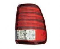 2006 - 2007 Lexus LX470 Tail Light Rear Lamp (On Body) - Right (Passenger)