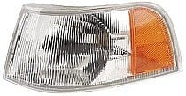 1995 - 1997 Volvo 960 Corner Light Assembly Replacement / Lens Cover - Left (Driver)