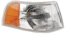 1995 - 1997 Volvo 960 Corner Light Assembly Replacement / Lens Cover - Right (Passenger)
