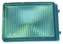 1995 - 1997 Volkswagen Passat Front Side Reflector (Tow Eye Reflector + with Fog Lamps) - Left (Driver)