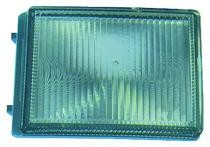 1995 - 1997 Volkswagen Passat Front Side Reflector (Tow Eye Reflector + with Fog Lamps) - Right (Passenger)