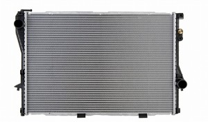 1997-1998 BMW 528 Series Radiator