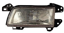 1989 - 1995 Mazda MPV Front Headlight Assembly Replacement Housing / Lens / Cover - Left (Driver)