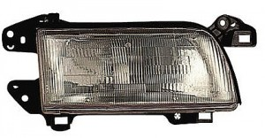 1989-1995 Mazda MPV Headlight Assembly - Right (Passenger)