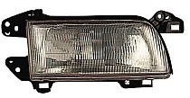 1989 - 1995 Mazda MPV Front Headlight Assembly Replacement Housing / Lens / Cover - Right (Passenger)
