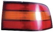 1990 - 1994 Lexus LS400 Rear Tail Light Assembly Replacement / Lens / Cover - Right (Passenger)