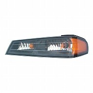 2004 - 2008 Chevrolet (Chevy) Colorado Parking Light Assembly Replacement / Lens Cover - Left (Driver)